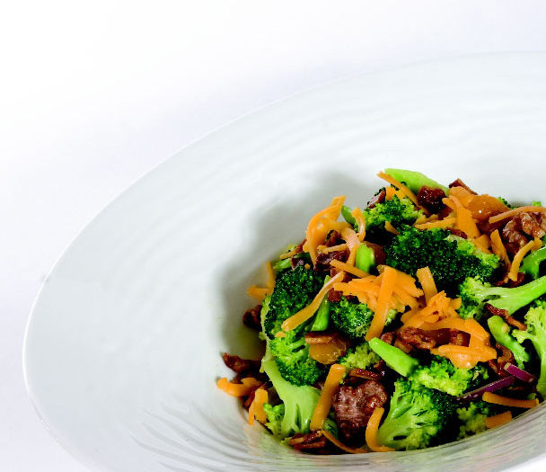 My Mum's Killer Broccoli Salad by Chef Craig
