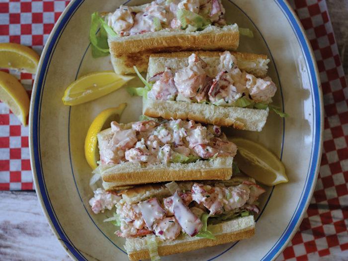 Lobster Rolls by Craig